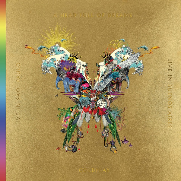 Coldplay, con il documentario anche un album e video live