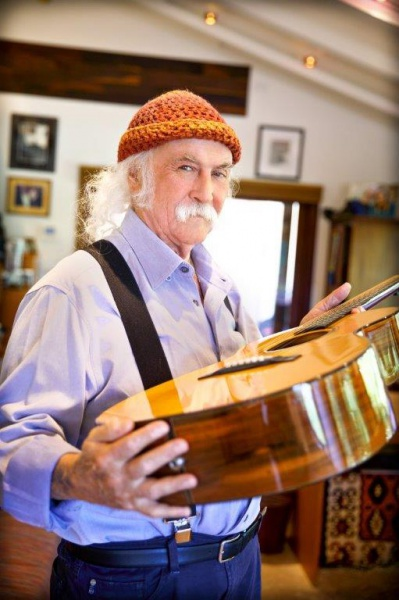 David Crosby & Friends live in Italia