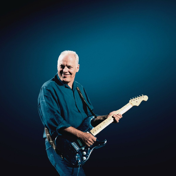 David Gilmour, in un tour virtuale le sue chitarre