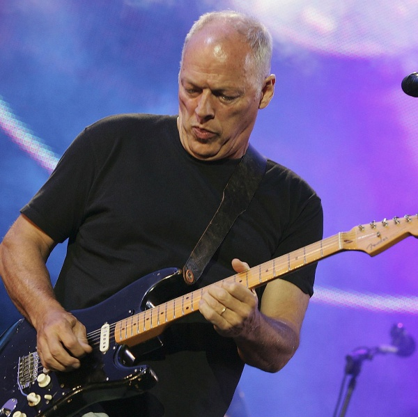 David Gilmour, la 'Black Strat' è da record