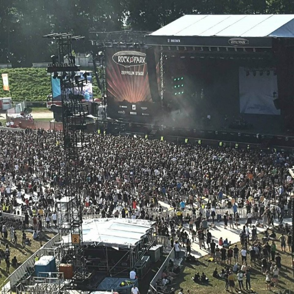 Don't sleep till Nuremberg: un rock weekend a Rock Im Park