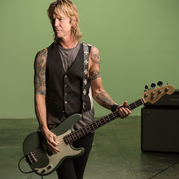 Duff McKagan  su Clash e Axl Rose
