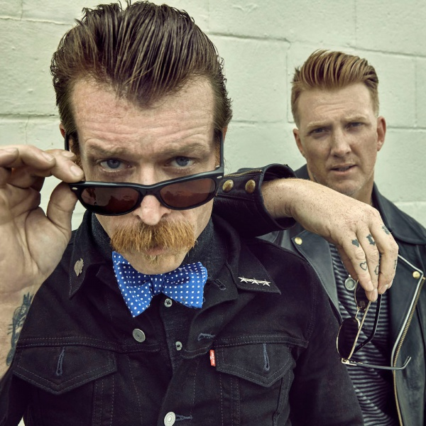 Eagles Of Death Metal, ironia sui Guns nel nuovo disco