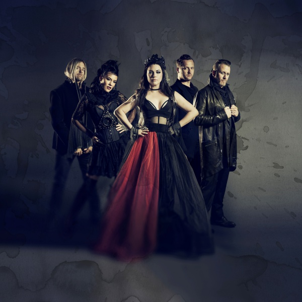 Evanescence con Within Temptation a Milano
