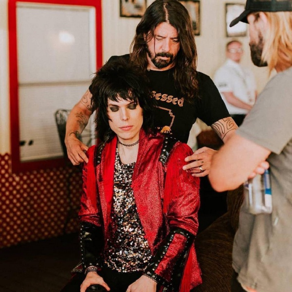 Foo Fighters e The Struts insieme per i Queen
