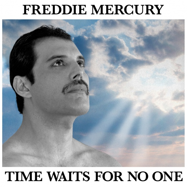"Freddie Mercury, ascolta l'inedito ""Time Waits For No One"""
