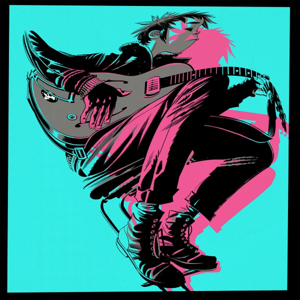 "Gorillaz, ""The Now Now"" è il nuovo album"