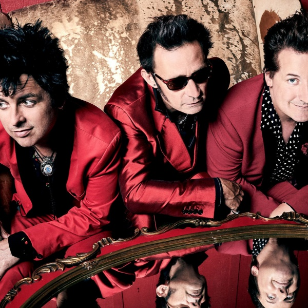Green Day, appuntamento ai fan in tour con una cover dei Blondie