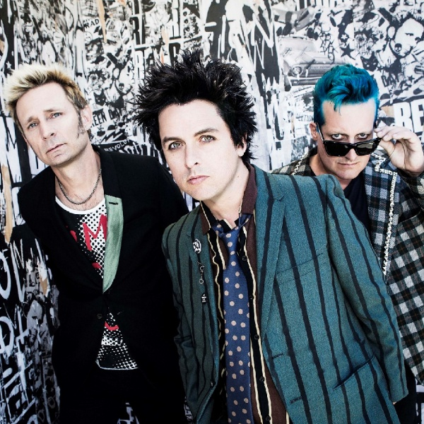 Green Day, ascolta 'Fire, Ready, Aim'
