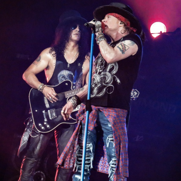 Guns N'Roses record di incassi