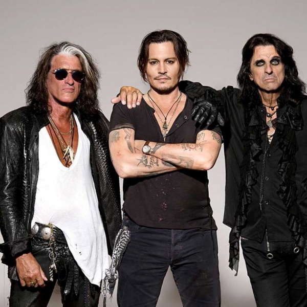 Hollywood Vampires, ecco 'The Boogieman Surprise'