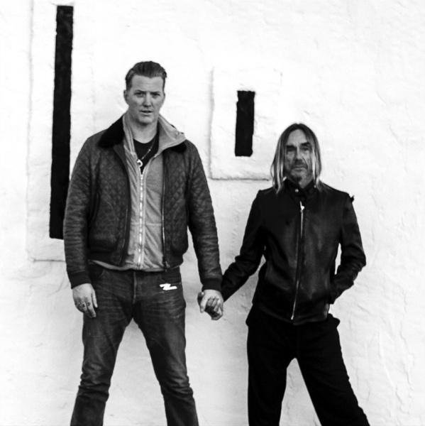 Iggy Pop & Josh Homme, arriva in DvD il documentario