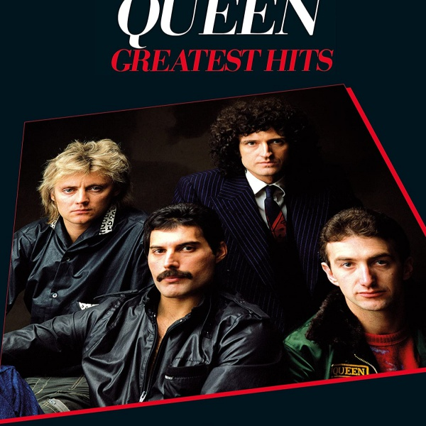 Il Greatest Hits dei Queen vende ancora di brutto