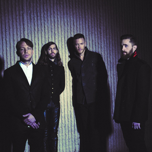 Imagine Dragons, ascolta 'Natural'