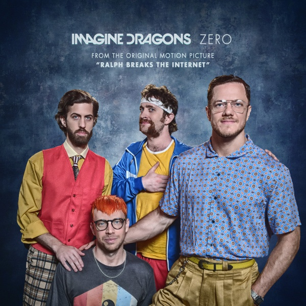 "Imagine Dragons, il nuovo singolo è ""Zero"""