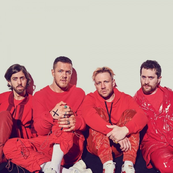 Imagine Dragons: sarà in Italia l'unica data europea