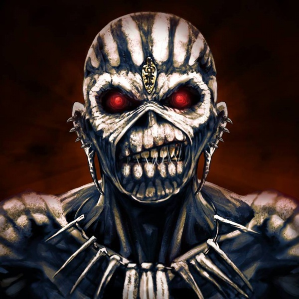Iron Maiden, Eddie rapisce lo stage manager