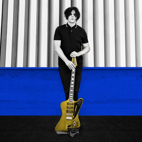 Jack White canta jingle da Colbert