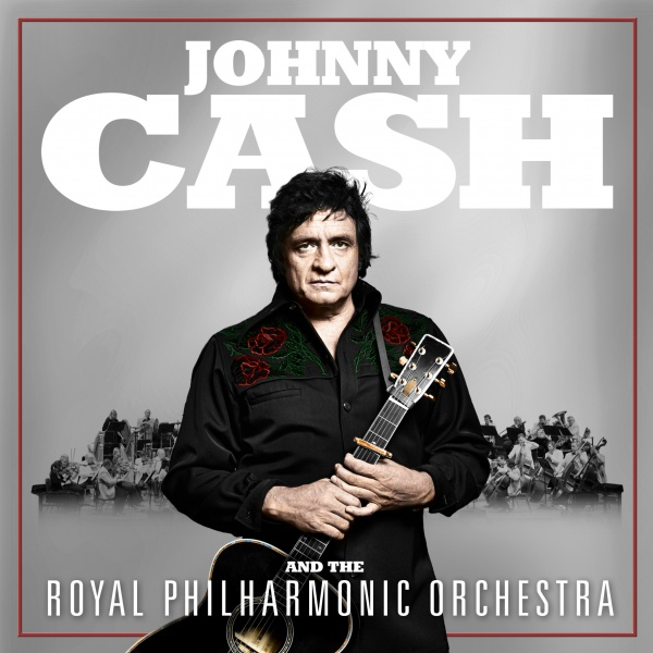 Johnny Cash, in arrivo un disco con The Royal Philarmonic Orchestra