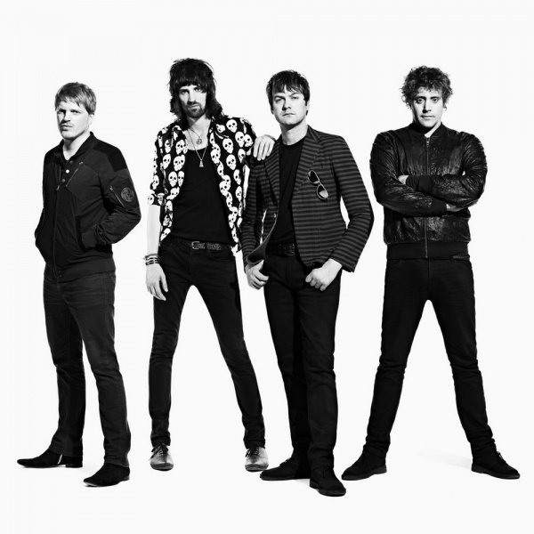 Kasabian, live in Italia