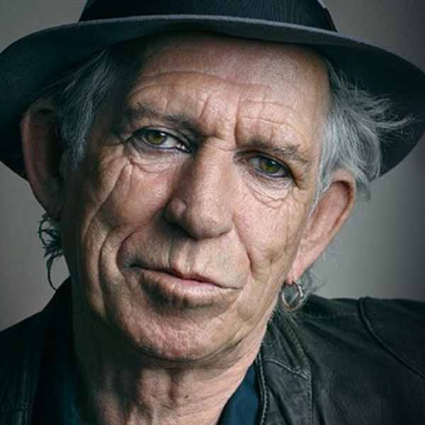 Keith Richards ha smesso di fumare