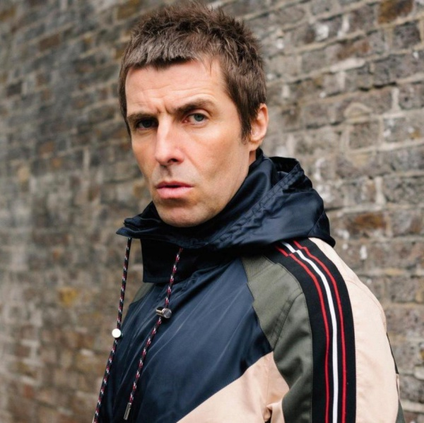 Liam Gallagher per il sociale