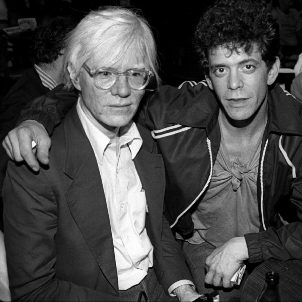 Lou Reed, spuntano delle canzoni dedicate ad Andy Warhol