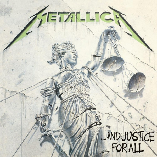 "Metallica, cofanetto deluxe per ""...And Justice For All"""
