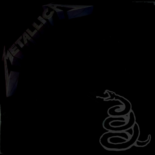 "Metallica, record in classifica per ""The Black Album"""