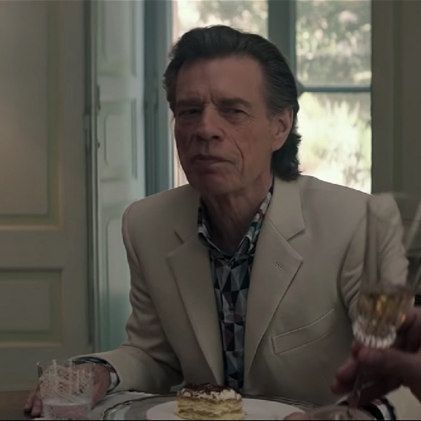 Mick Jagger, guarda il trailer di The Burnt Orange Heresy