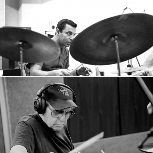 Morto  Hal Blaine dei session men The Wrecking Crew