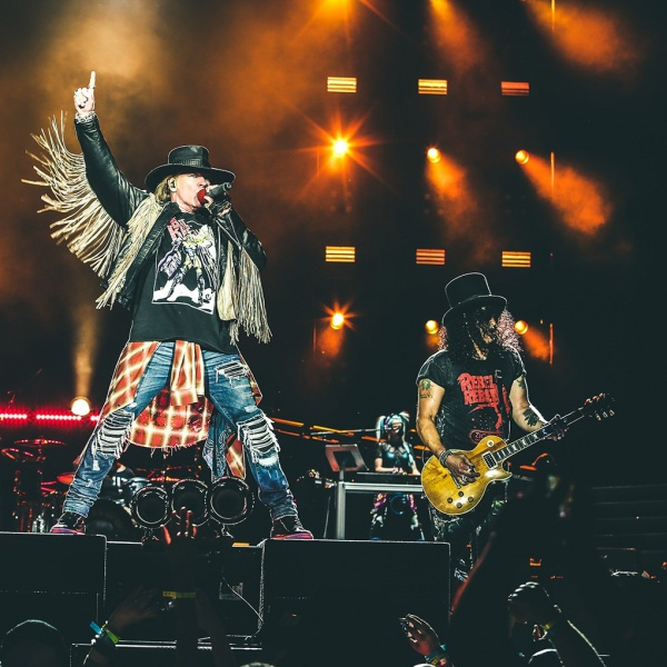 November Rain dei Guns N'Roses il miglior video di sempre per Trump