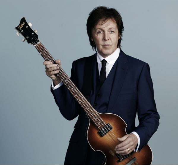 Paul McCartney verso il nuovo album