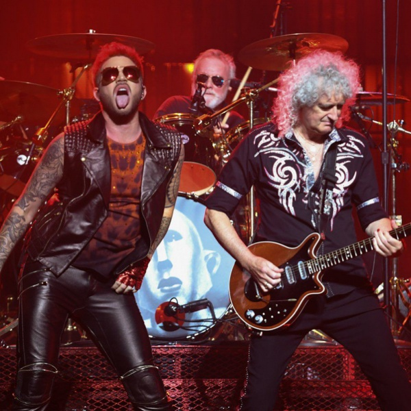 Queen + Adam Lambert in Italia