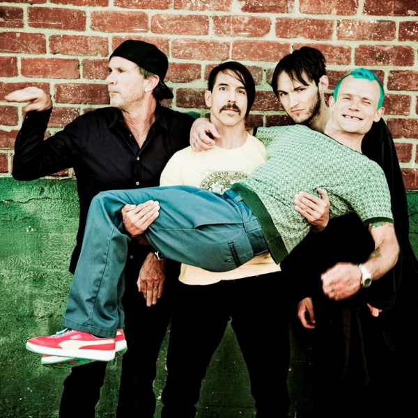 Red Hot Chili Peppers, ascolta le cover di Hendrix e Allman Brothers Band