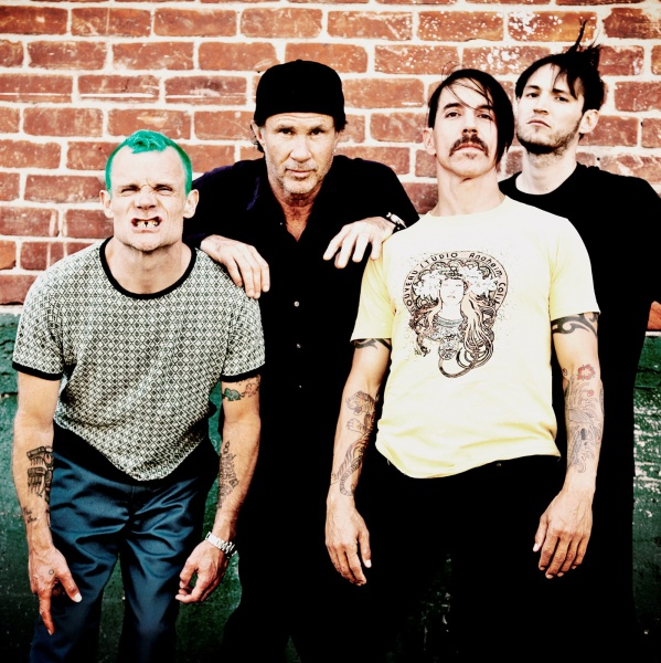 Red Hot Chili Peppers presto in studio