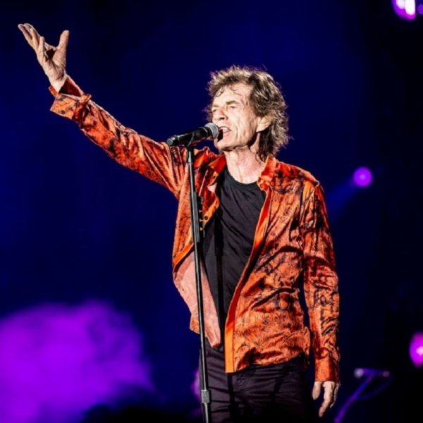 Rolling Stones, i Killers remixano 'Scarlet'