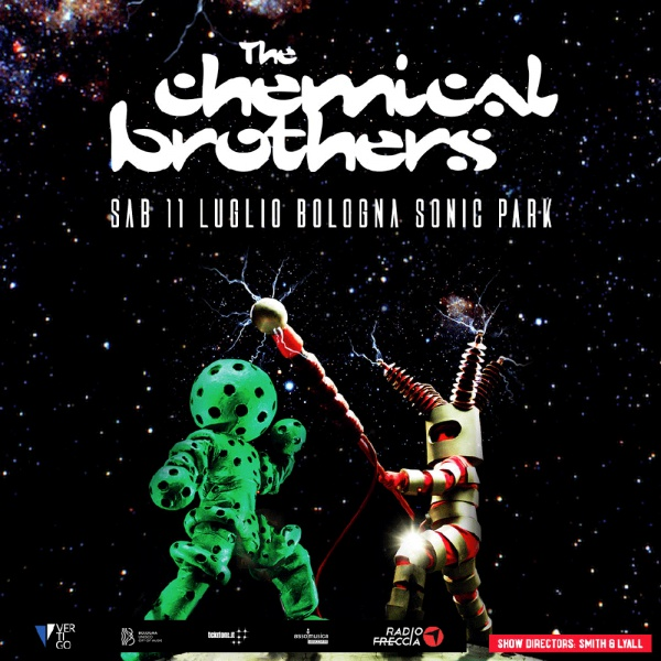 The Chemical Brothers, ritorno in Italia