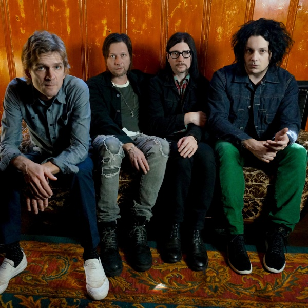 "The Raconteurs, ""Help Us Stranger"" è il nuovo album"