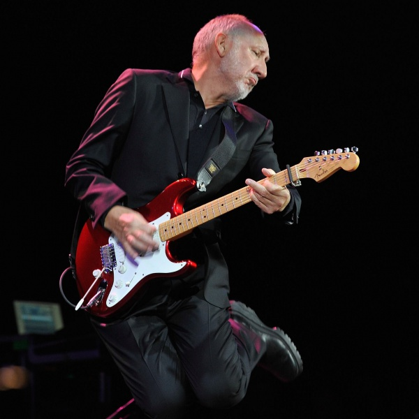 The Who, Pete Townshend in tour solo con un nuovo album