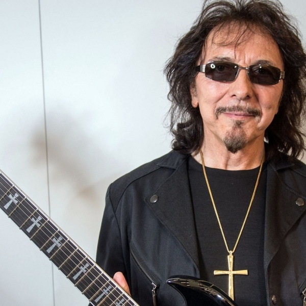"Tony Iommi:""Sorpreso Keith Richards sia ancora vivo"""