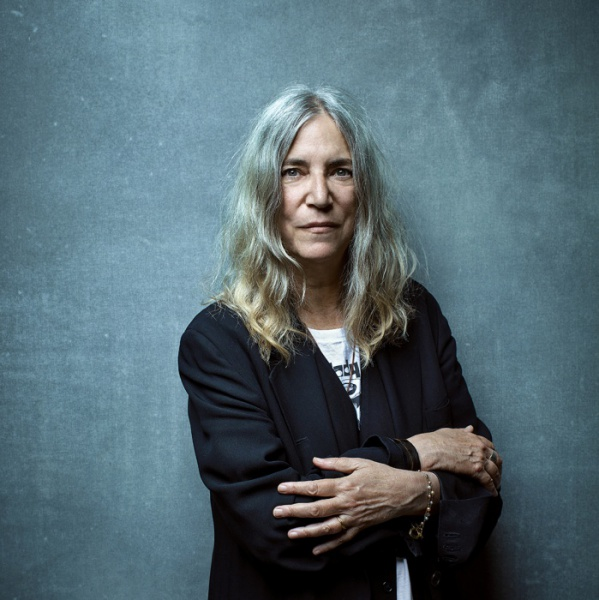 Torna in Italia Patti Smith