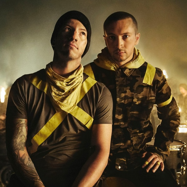 Twenty One Pilots, guarda il video immersivo per 'Bandito'