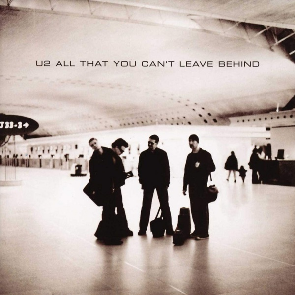 "U2 ""All That You Can't Leave Behind"" festeggia 20 anni"