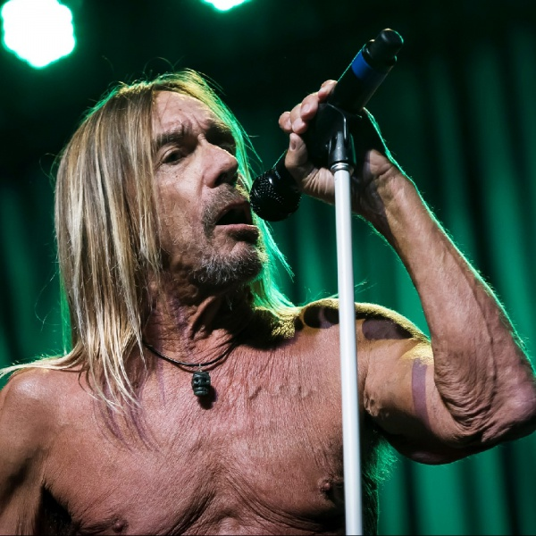Video 'ufficialmente non ufficiale' per Iggy Pop