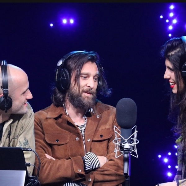 Vinylove 13/04/2019 special guest Nic Cester