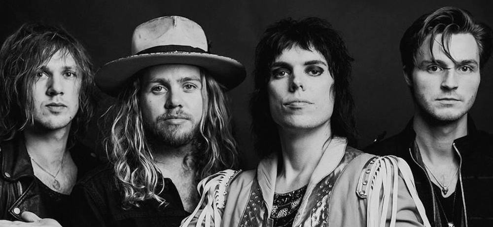 The Struts @ Radiofreccia